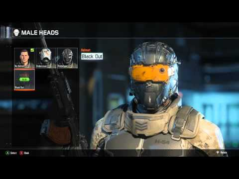 "Call of Duty  Black Ops 3 Gameplay Training ""VR mission"""