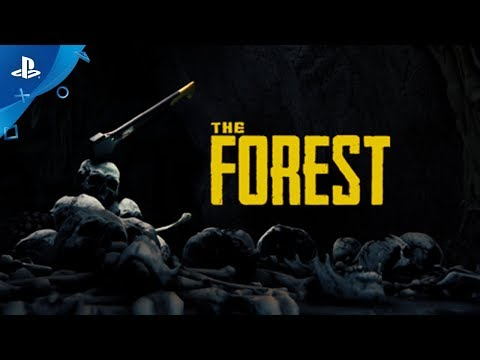 The Forest - December 2018 Update | PS4