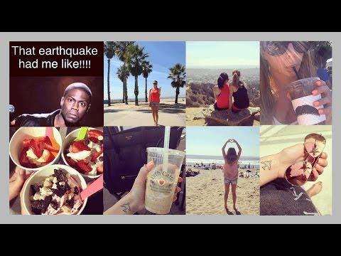 FMA 34 I LA Tinder Update, Erdbeben, Santa Monica, Runyon Canyon Sport, Clubbing, Hungover