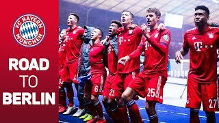 Road to Berlin: Thomas Müller on FC Bayern's path to the DFB Cup Final!