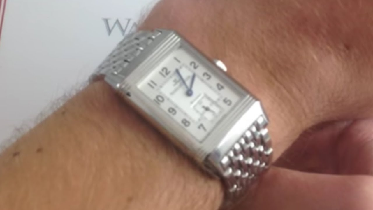 Jaeger lecoultre reverso grande taille luxury watch review - Jardiniere grande taille ...
