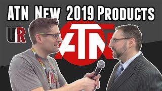 ATN New 2019 Products: Interview at 2019 SHOT Show