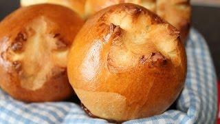 Sonntagsbrötchen backen || Homemade rolls/buns (Recipe) || [ENG SUBS]