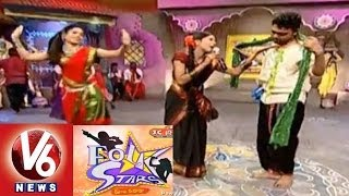 Singers Performing Telangana Folk Songs in Folk Stars Dhoom Tadaka - 15