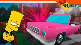 ТЕСТ-ДРАЙВ БАТИНОЙ МАШИНЫ! 🚗 Simpsons Hit and Run прохождение
