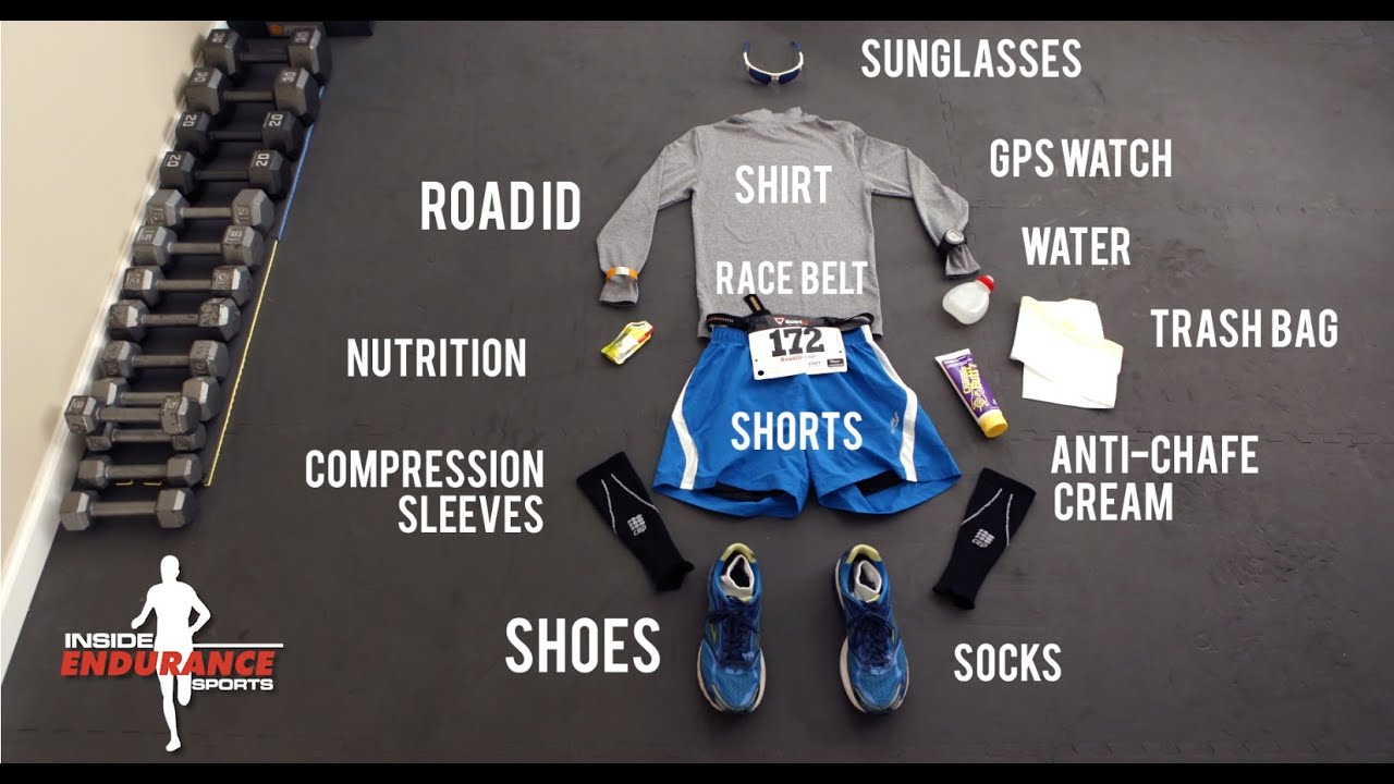 what to wear for ultra marathon