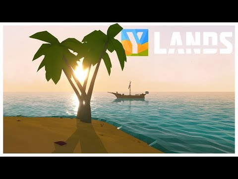 Ylands: The BeachSide Tiki-Hut! (Island/Exploration/Survival/Crafting Game)