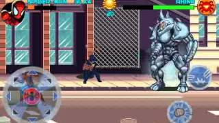 Spider-Man: Toxic City [JAVA touch]