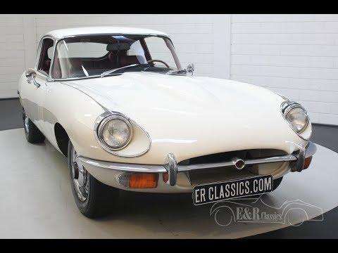 Jaguar E-type S2 2 + 2 Coupé 1969 -VIDEO- www.ERclassics.com