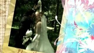 Заставка к свадебному фильму