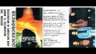 Blasphereion  - Blasphereion(full demo 1993)