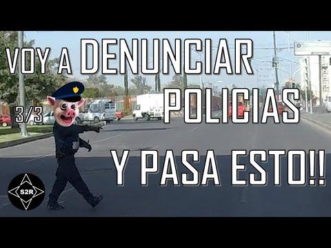 VOY A DENUNCIAR POLICIAS Y ME INTENTAN DETENER// PROCESO DE DENUNCIA -S2R-