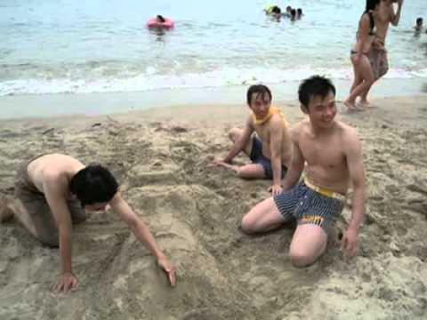 Clip tắm biển Suma Kobe!