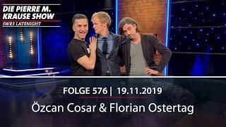Pierre M. Krause Show vom 19.11.2019 mit Özcan und Florian