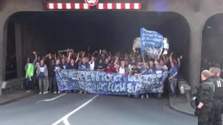 Nordkurve Gelsenkirchen - Die Eurofighter sind wieder da!