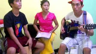 jeepney lovestory(acoustic cover)-key band