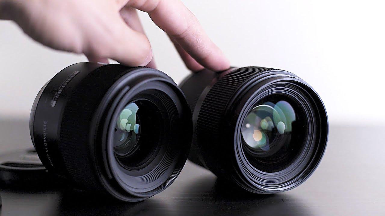 Kết quả hình ảnh cho Tamron 35mm F/1.8 VC Vs. Sigma 35mm F/1.4 ART