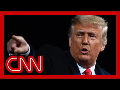 Trump compares 2020 US election to 'third world nation'