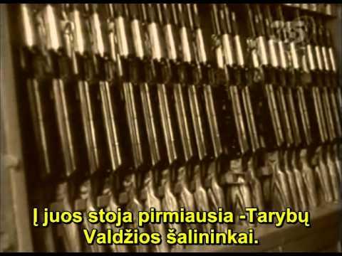 MIIŠKO BROLIAI 1944 - 1953 LT subs NEMO http://dokumentika.org