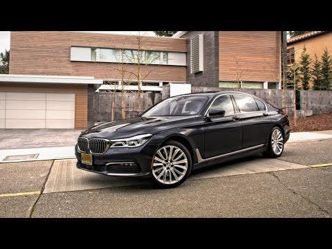 2016 BMW 750i xDrive Car Review