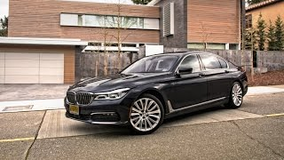 2016 BMW 750i xDrive Car Review