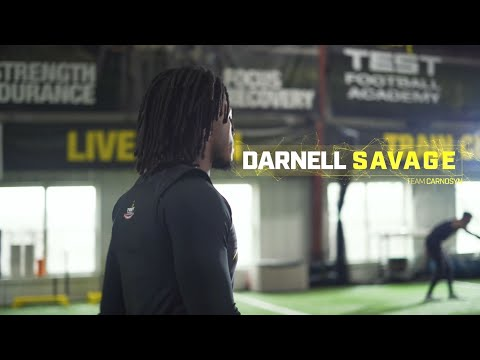 How Darnell Savage Destroyed the NFL Combine and Convinced the Packers He Was the Best Safety in the Draft