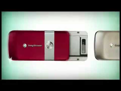 Sony Ericsson W760 -Free Software Downloading - YouTube