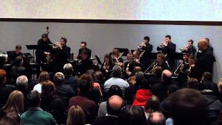 arlington high school lagrangeville ny jazz band performs things to come
