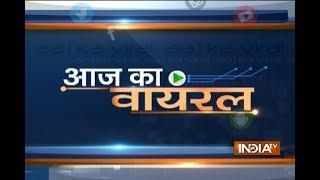 Aaj Ka Viral: Indira Gandhi's alleged adopted daughter begging, goes viral on social media