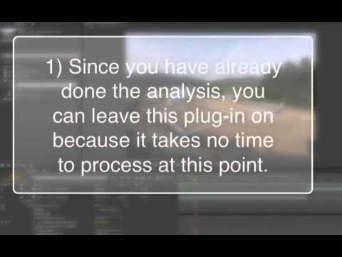 DEFlicker Intro to Auto Levels