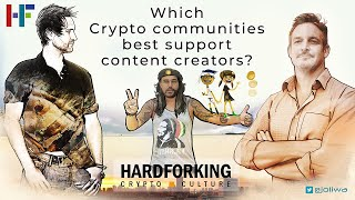 Youtube content creation - Is there a future for Crypto content creators? Who supports it.