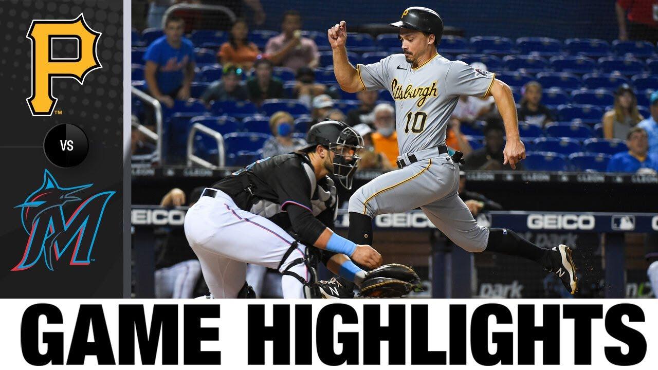 Download Pirates vs. Marlins Game Highlights (9/17/21) | MLB Highlights