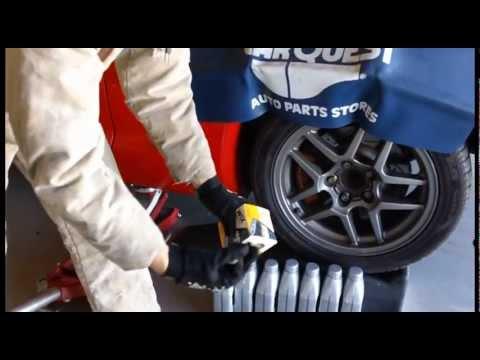 C5 Corvette oil change