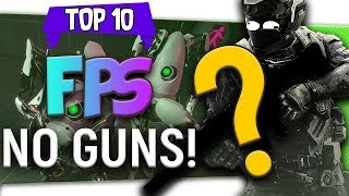 """😵""""FPS Without Guns""""!?  Weird FPS You Need To See!"""