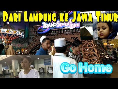 GO HOME, Transmart Bandar Lampung, Bandara Udara Raden Inten, Bandara Udara Juanda Surabaya.