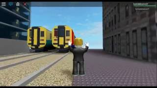 *Special ROBLOX Video for Richard #1 * Weddington GWE Level Crossing, 24/07/2016