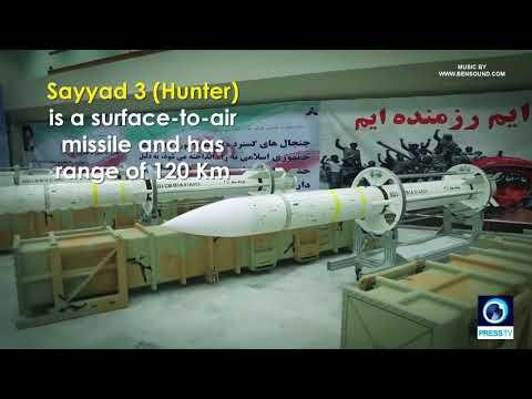 Iranian Sayyad 3 SAM for Talash system