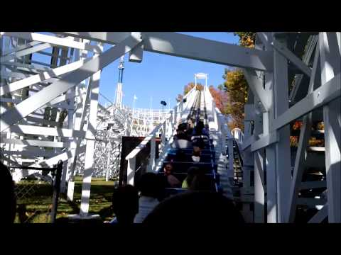SF New England: Around the Park VLOG / October 25, 2014 / Visit #5 / Part 1 of 5
