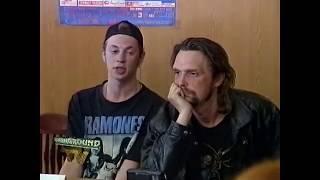 Дмитрий Спирин о группе Король и Шут (6 июня 1997)
