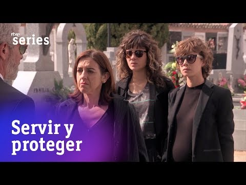 Servir y proteger: El funeral de Jairo #Capítulo268 | RTVE Series