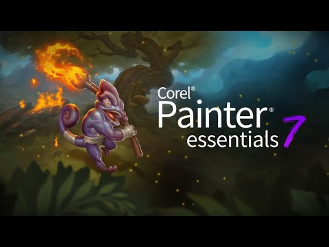 Introducing Corel Painter Essentials 7