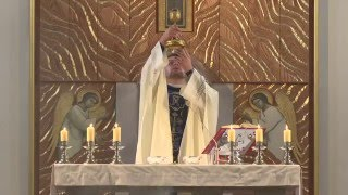 Our Lady of the Rosary: Homily by Fr Slawomir Witon.  A Day With Mary