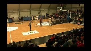 Moritz Sanders #4 | Nürnberg Falcons vs. Artland Dragons - ProA 2019-20