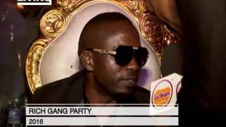 #BackStagePass: Rich Gang Party 2016