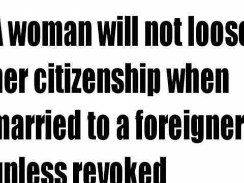 Article IV Citizenship COT 2-6