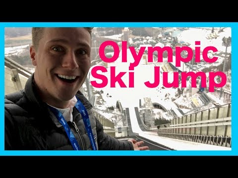 2018 OLYMPIC SKI JUMP not finished yet! PyeongChang Korea
