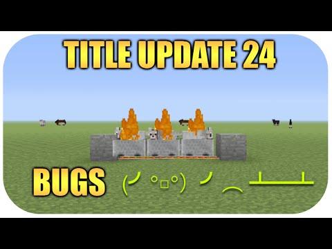 minecraft xbox updates