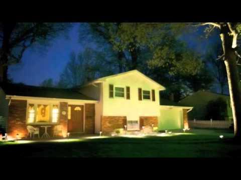 Decorative Recessed Concrete Lighting