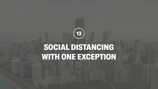 Social Distancing with One Exception | 180 LIVE