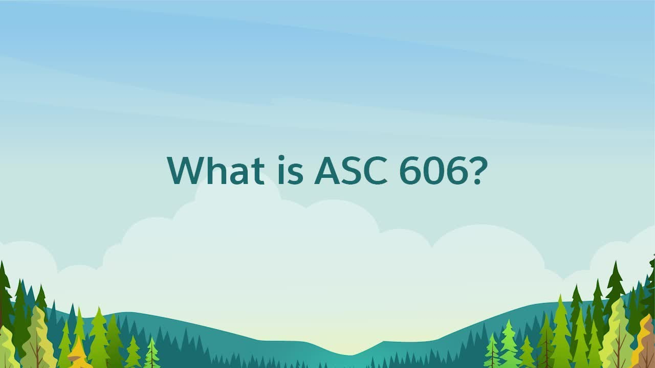 What is ASC 6